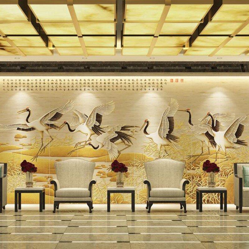 Hezhou- Chinese Style Background