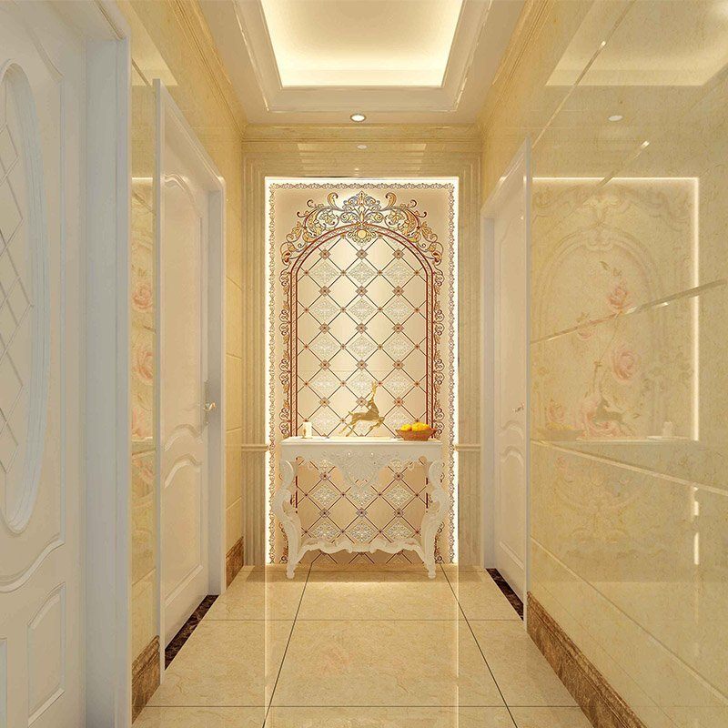 Taluomen-Hallway